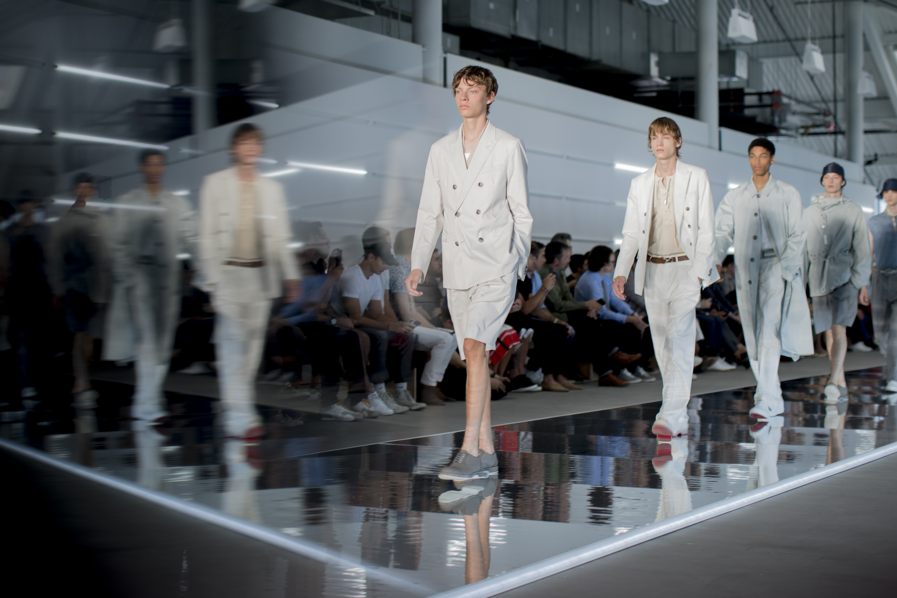 Hugo Boss SS18 Menswear Collection