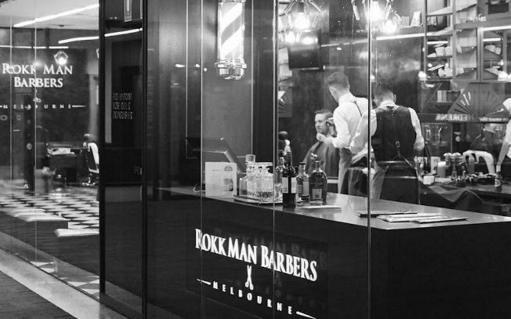 Rokk Mann Barbers