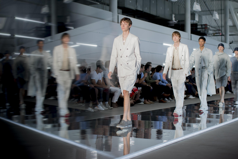 Hugo Boss SS18 Menswear Collection
